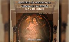 La Plaza de la Constitución acoge la romería en honor a la Virgen de la Ermita