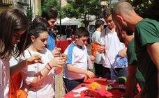 Los escolares celebran el Día Mundial del Medio Ambiente
