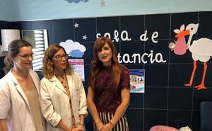 El Centro de Salud de Maracena celebró la Semana Mundial de la Lactancia Materna