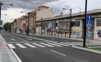 Inaugurada la nueva avenida Nuestra Señora de los Dolores