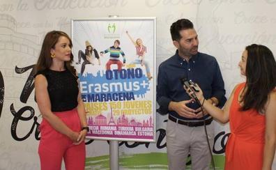 150 jóvenes maraceneros viajarán por Europa este otoño gracias al Erasmus Plus