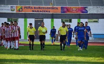 El Maracena quiere volver a sumar en casa contra el Vélez