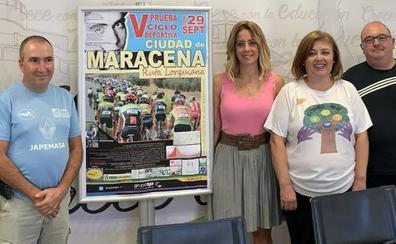 Llega la V edición de la Prueba Ciclo Deportiva Ciudad de Maracena