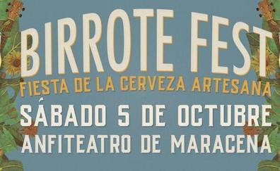 Birrote Fest celebrará su primera edición en Maracena en octubre