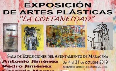 La exposición de artes plásticas 'La Coetaneidad' llega a Maracena