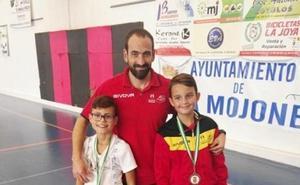 El Club de Esgrima de Maracena triunfa en Almería