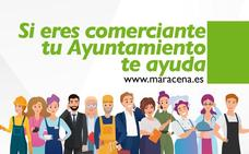 El Ayuntamiento de Maracena ayuda a sus comercios con 90.000 euros