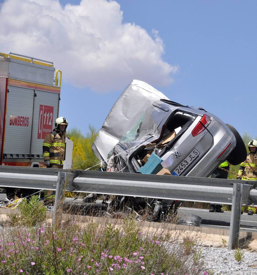 Accidente mortal en Baza