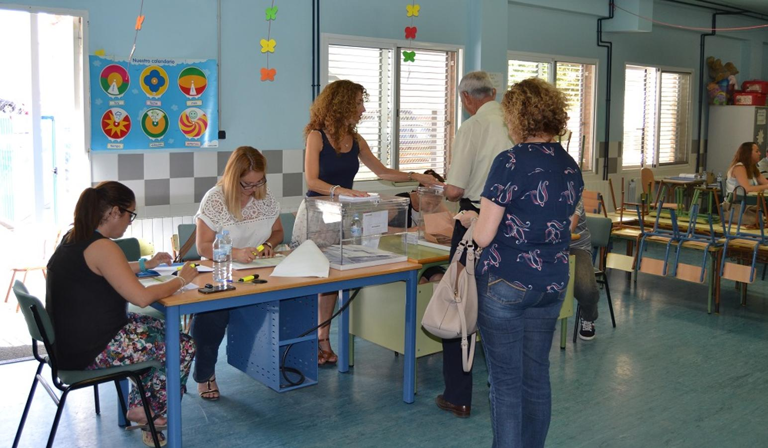 Elecciones en Churriana