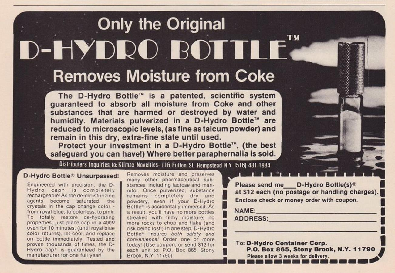 D-Hydro Bottle