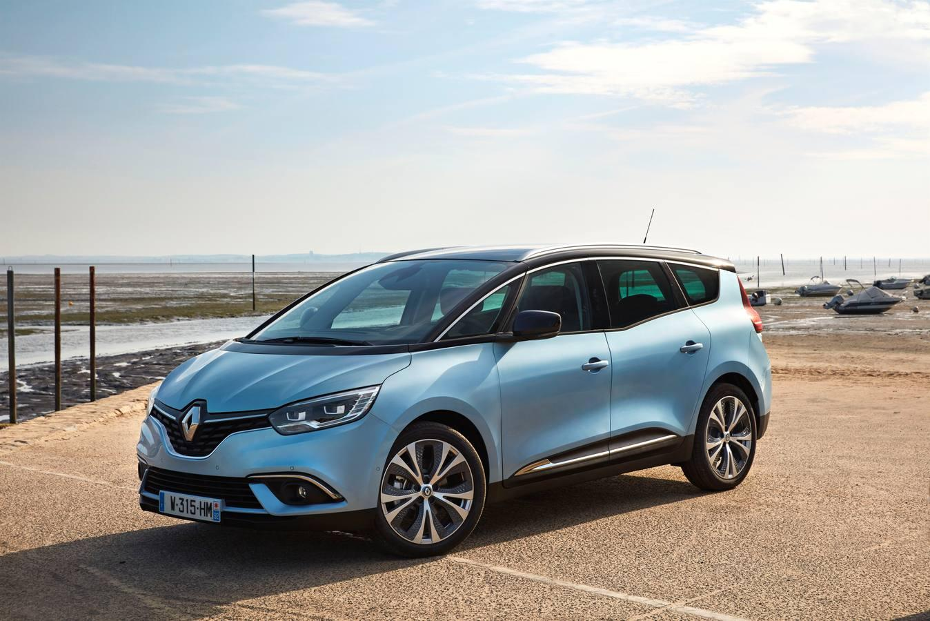 Renault Scenic y Grand Scenic