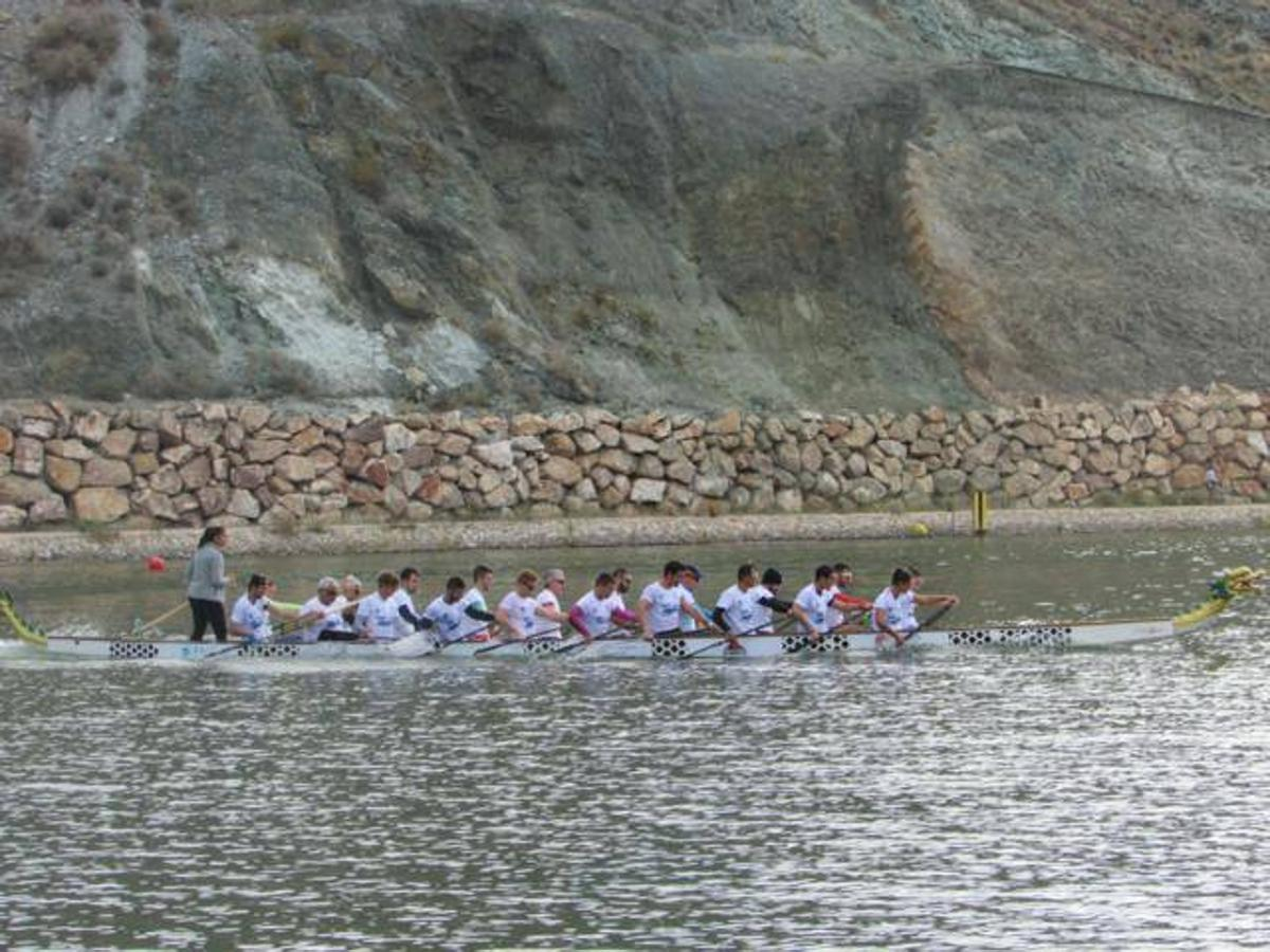 Guinness Dragon Boat en Cuevas