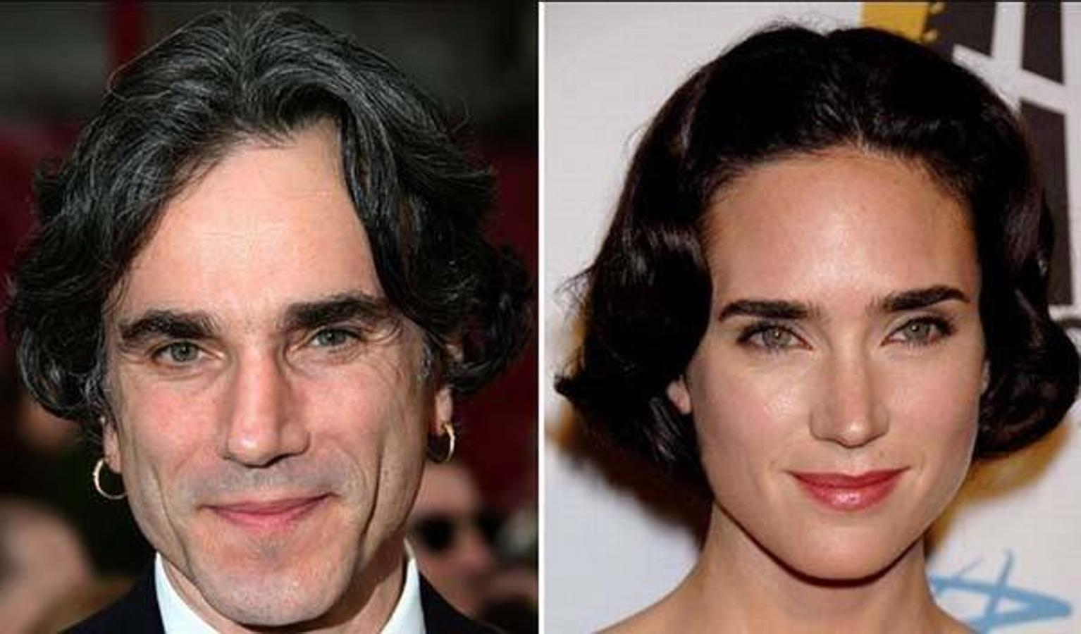 Daniel Day y Jennifer Connelly