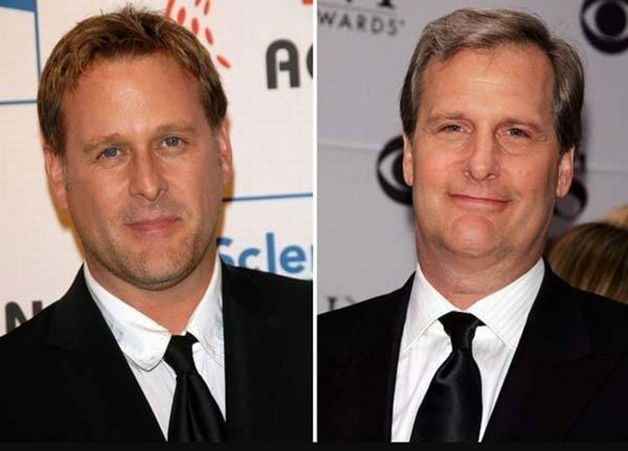 Dave Coulier y Jeff Daniels
