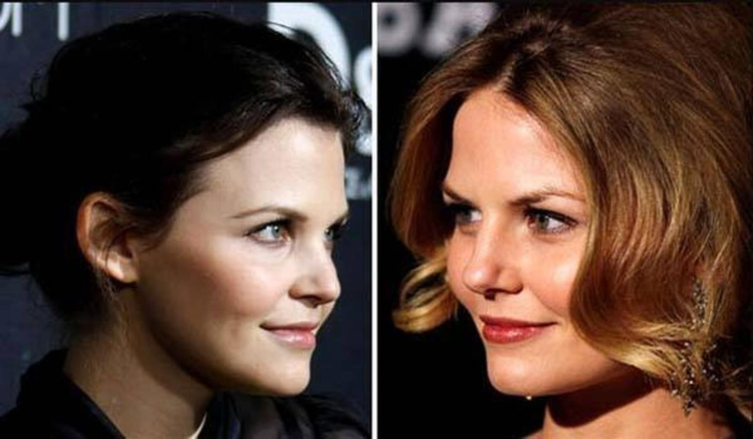 Ginnifer Goodwin y Jennifer Morrison