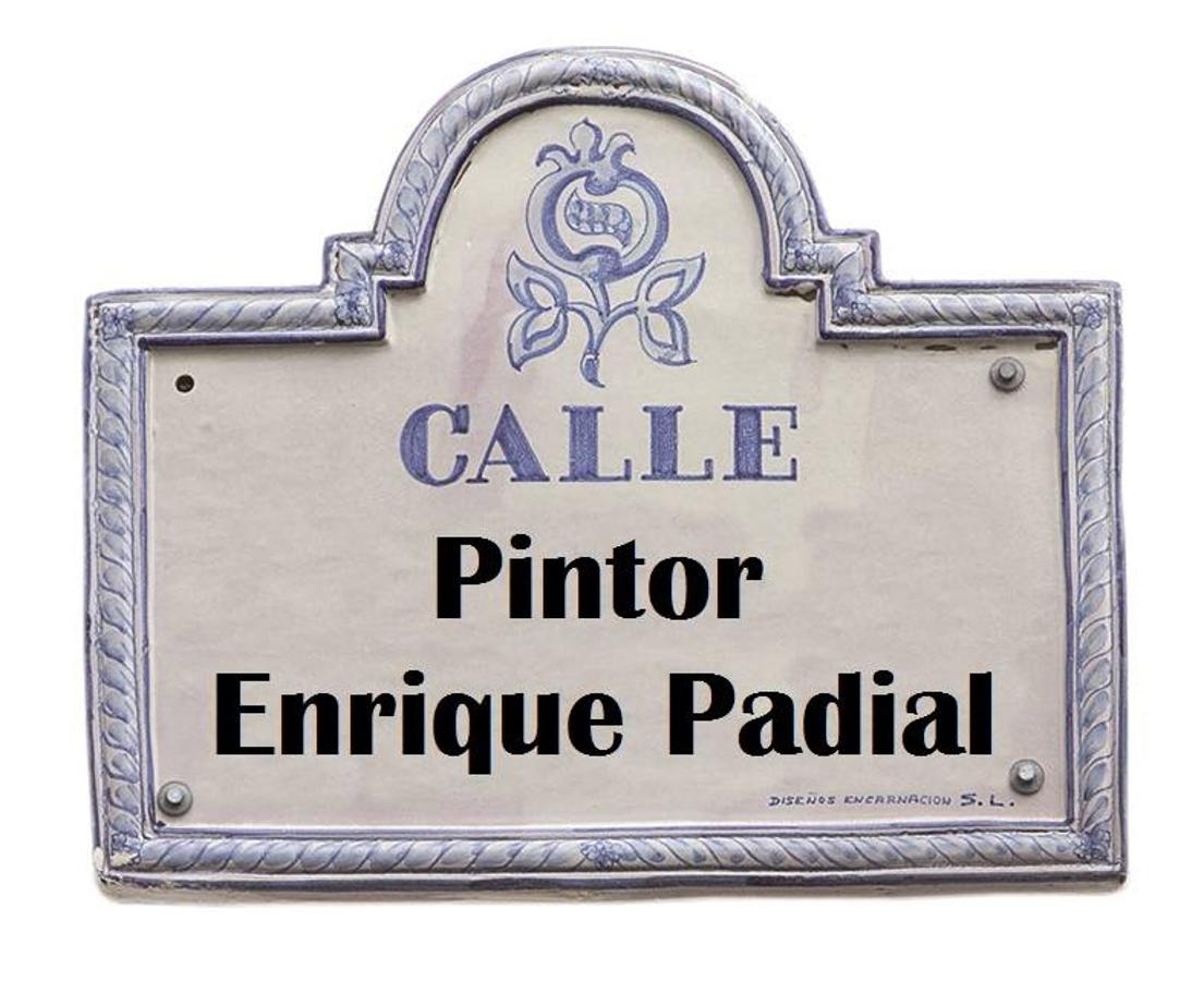 Pintor Enrique Padial