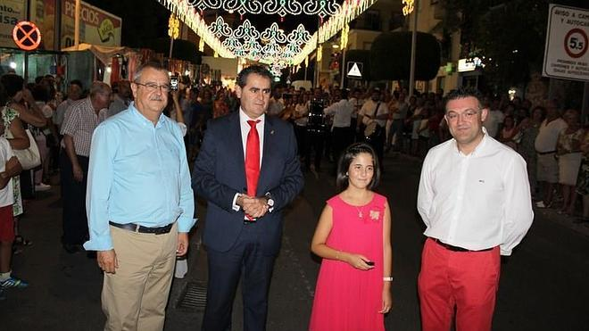 Berja prosigue sus fiestas en honor a la Virgen de Gádor hasta el domingo