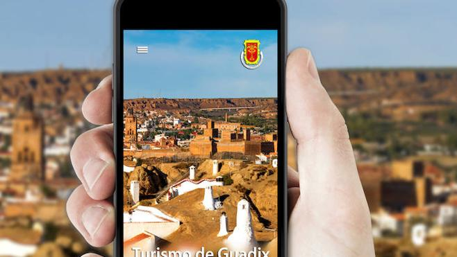 La aplicación 'Guadix Turismo' ya está disponible en IOS para dispositivo Apple