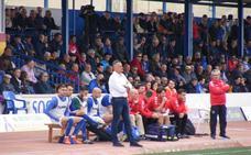 Calleja: «Del Real Jaén he visto ya más de ocho partidos, sé hasta donde hay trébol en el campo»