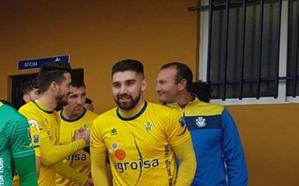 Fran Hernández: «El cariño de la afición jienense y Crespo me han hecho decidirme»