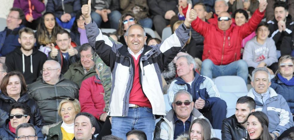 Una campaña de abonados para no perderse el reto del ascenso a Segunda B