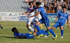 Real Jaén-Linares para empezar la Liga y cuatro jornadas entre semana
