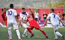 El Real Jaén se da un festín de goles en el feudo de Los Villares (0-7)
