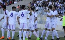El Real Jaén empata frente al CD El Palo (0-0)