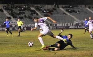 Tres puntos más para el Real Jaén