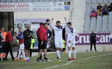 El Real Jaén suma su octava victoria