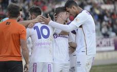 El Real Jaén y la alegría sin fin