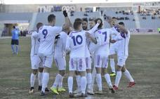 El Real Jaén, a ponerse a 'cien' para el play off