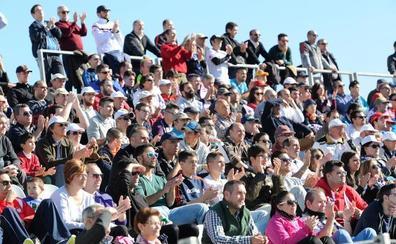 El Real Jaén-Ferrol en La Victoria en el que se jugarán el ascenso, el domingo 2 a las 20:00 horas con niños gratis