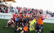 El Real Jaén se medirá al Algeciras en la segunda ronda del play off
