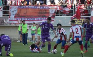 El Real Jaén repite errores