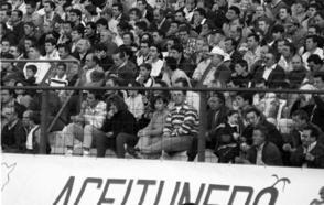 Real Jaén, noventa y siete años de sueños blancos y morados