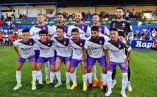 El Real Jaén se viste de largo ante el CP Villarrobledo