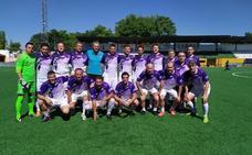 Los Veteranos del Real Jaén inician hoy sábado una nueva temporada en Bailén