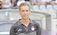 Reina: «Alberto González es una enciclopedia de fútbol»