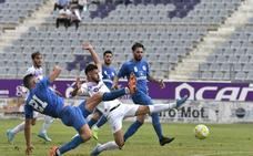 El Real Jaén destila buen fútbol