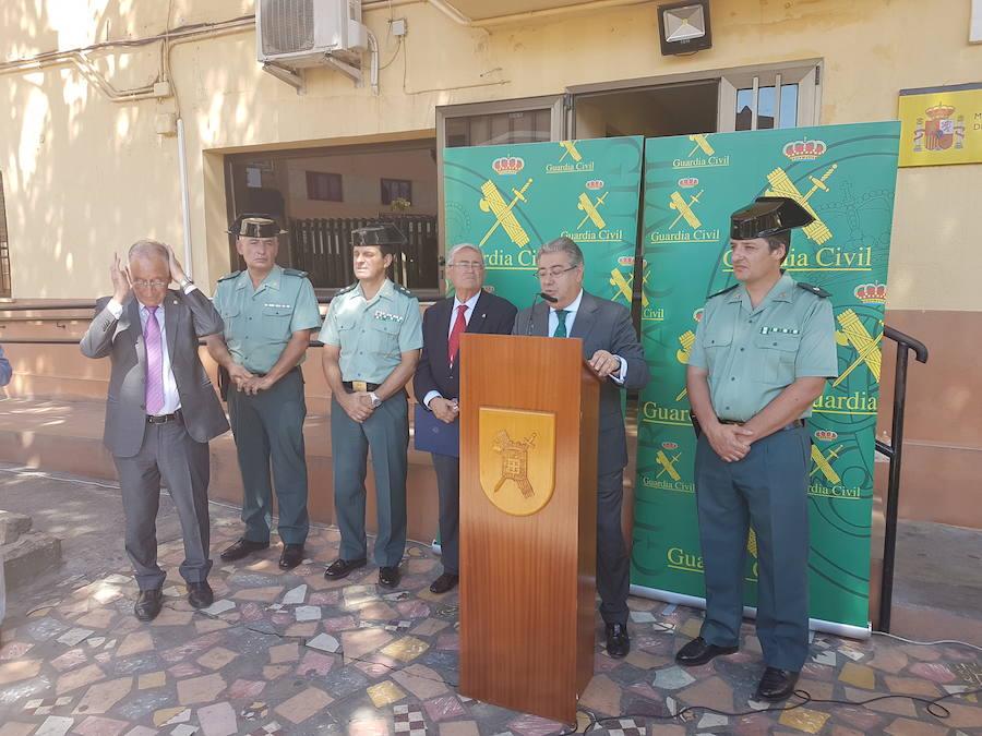 """El cese del comisario Castaño es una decisión """"puramente técnica"""""""
