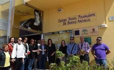 El 'bautizo' de la Biblioteca María Moliner abre la XVIII Antorcha de las Letras