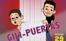 La obra 'Gili-Puertas' llega este domingo al Teatro Auditorio