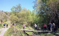 Deportes organiza una nueva ruta por la Alpujarra para este domingo