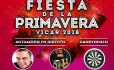 Vícar celebra este sábado con múltiples actividades, su Fiesta de la Primavera