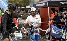 El roquetero Rubén Delgado gana los 101 km Peregrinos por el Camino de Santiago
