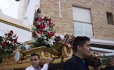 El Parador vive desde hoy sus fiestas en honor a San Isidro Labrador