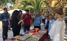 Encuentro de mayores en Vícar con motivo del Mes de la Salud