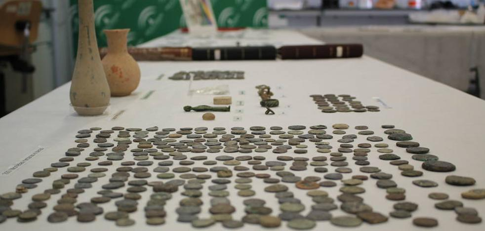 Una moneda de Abdera por 300 euros