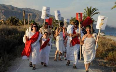Los problemas en las obras de Torrequebrada 'despiertan'a los romanos de Turaniana